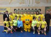 Į Šiaulių areną savaitgalį sugrįžta Europos moterų riedulio kovos